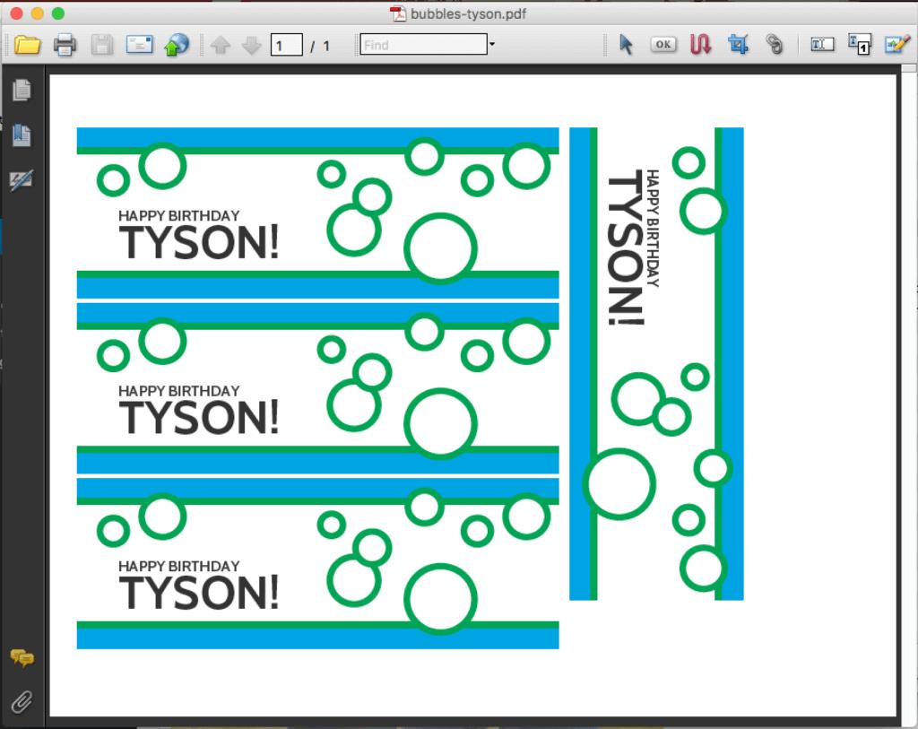 Printable Free Bubble Labels For Party Favors  Merriment Design Inside Bubble Bottle Label Template