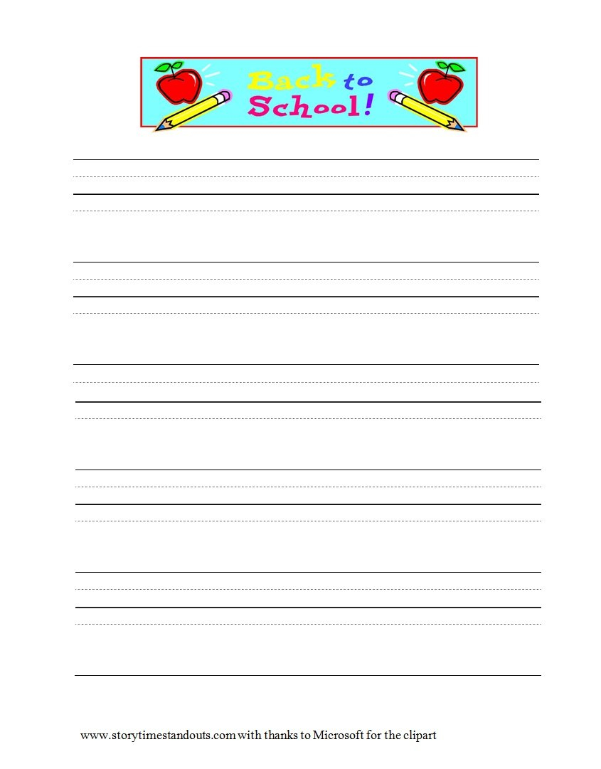 Printable Lined Paper Templates ᐅ Template Lab Pertaining To Microsoft Word Lined Paper Template