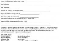 Printable Sample Loan Contract Template Form  Laywers Template intended for Cash Loan Agreement Template Free
