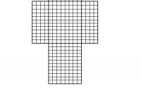 Printable Template For Minecraft Skin Creation Use Markers Or inside Minecraft Blank Skin Template