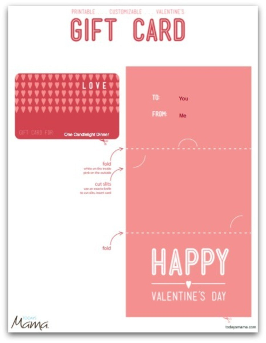 Printable Valentine Gift Certificate Template  Today's Mama With Movie Gift Certificate Template