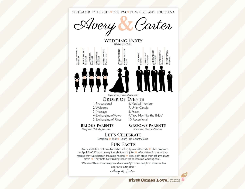 Printable Word Free Wedding Program Staggering Templates For Free Printable Wedding Program Templates Word