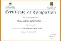 Printabledocpdfeditabletrainingcertificatetemplateformatof inside Template For Training Certificate
