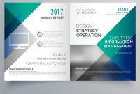 Professional Blue Bi Fold Brochure Template Design pertaining to Professional Brochure Design Templates