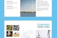 Professional Brochure Templates  Adobe Blog within Adobe Illustrator Brochure Templates Free Download