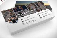 Professional Photographer Business Card Psd Template Freebie with Photography Business Card Template Photoshop
