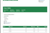 Professional Report Templates  Odoo Apps in Best Report Format Template
