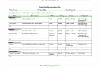 Project Management Overview Template Plan Doc Executive Summary intended for Post Project Report Template