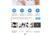 Psd Corporate Business Web Design Template  Designscanyon pertaining to Template For Business Website Free Download