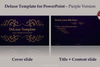 Purple  Free Templates with Business Card Powerpoint Templates Free