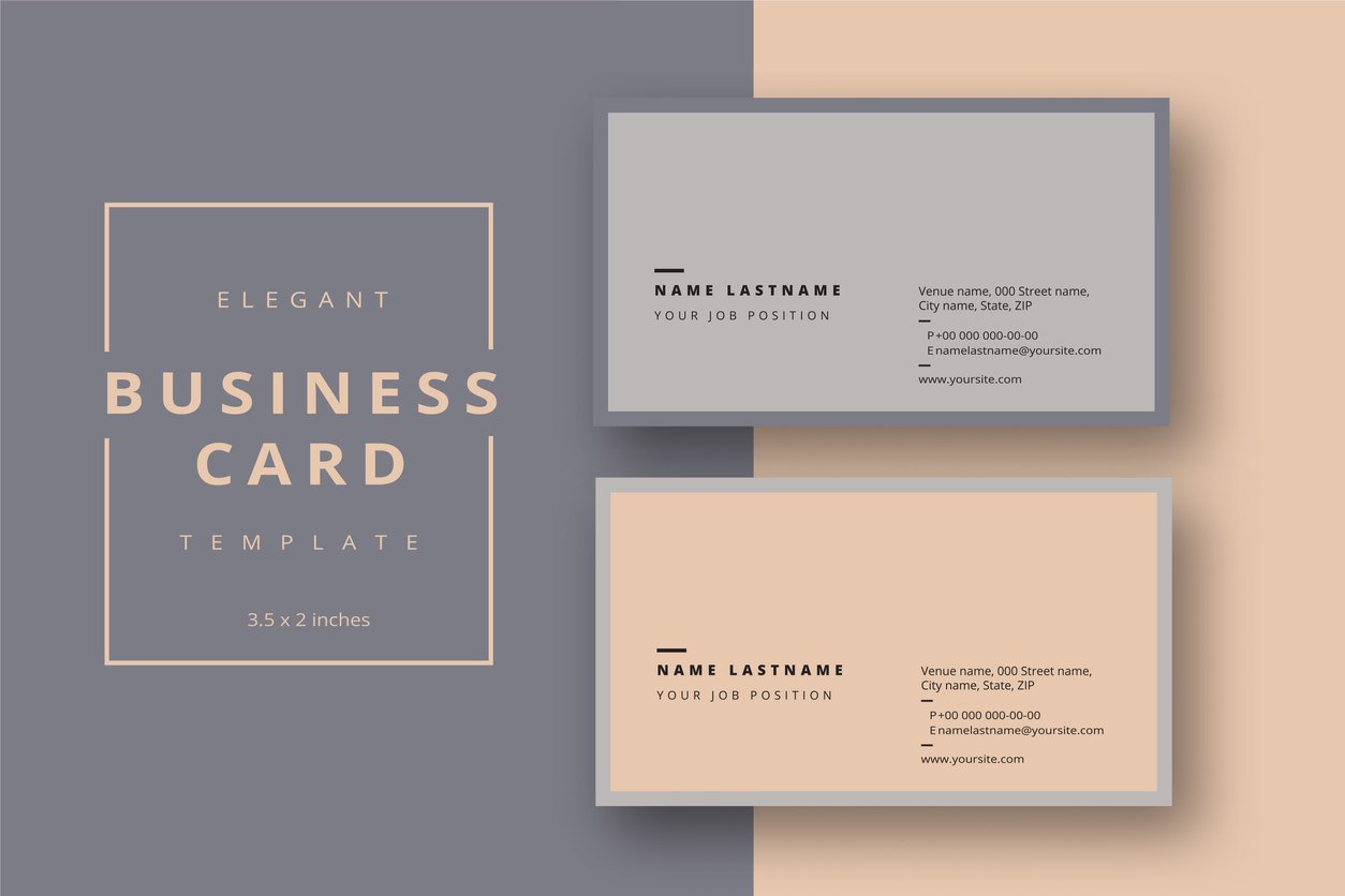 Put Your Logo On A Business Card Template In Microsoft Word Or Apple Within Business Card Template Pages Mac