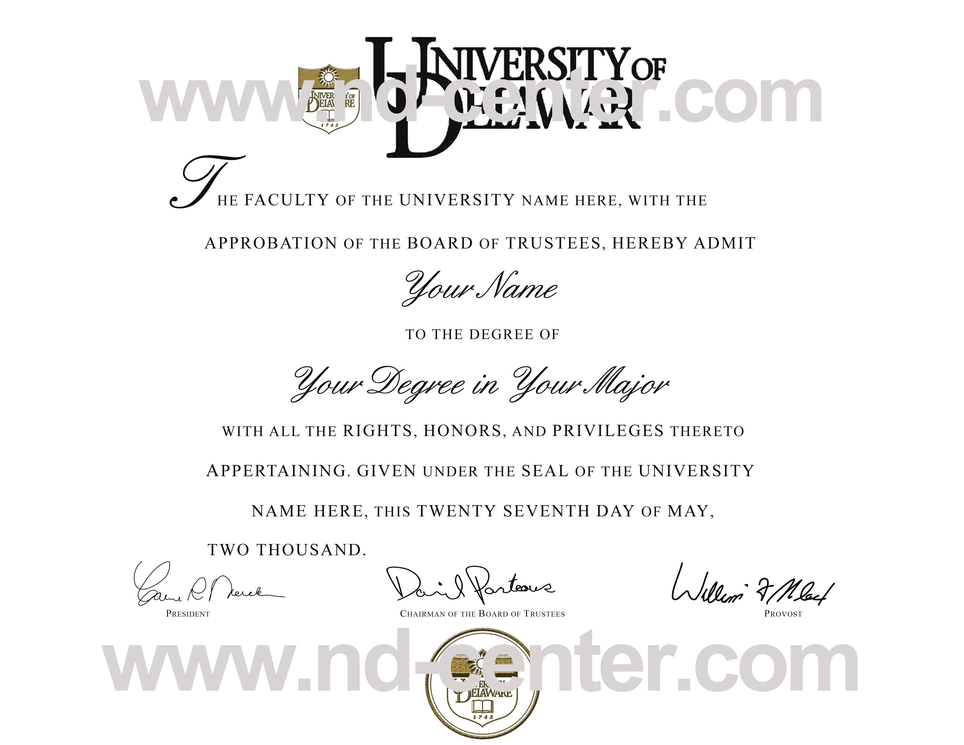 Quality Fake Diploma Samples Throughout College Graduation Certificate Template