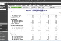 Quickbooks Enterprise Solutions For Nonprofit in Quick Book Reports Templates