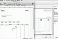 Quickbooks For Mac Tutorial Customizing Invoices And Forms  Lynda within Custom Quickbooks Invoice Templates