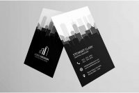 Real Estate Business Card with Real Estate Business Cards Templates Free