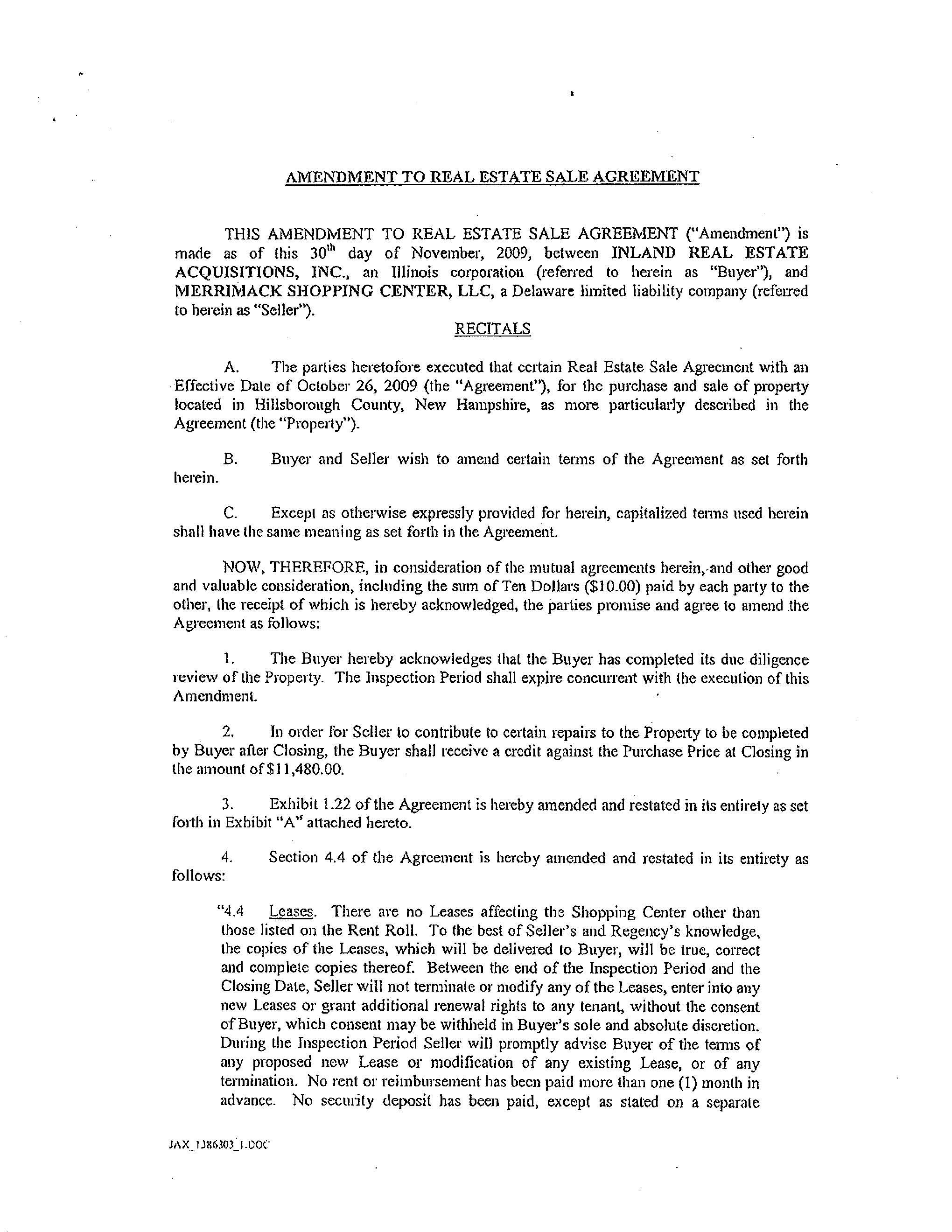 Real Estate Sale Agreement Intended For Credit Purchase Agreement Template