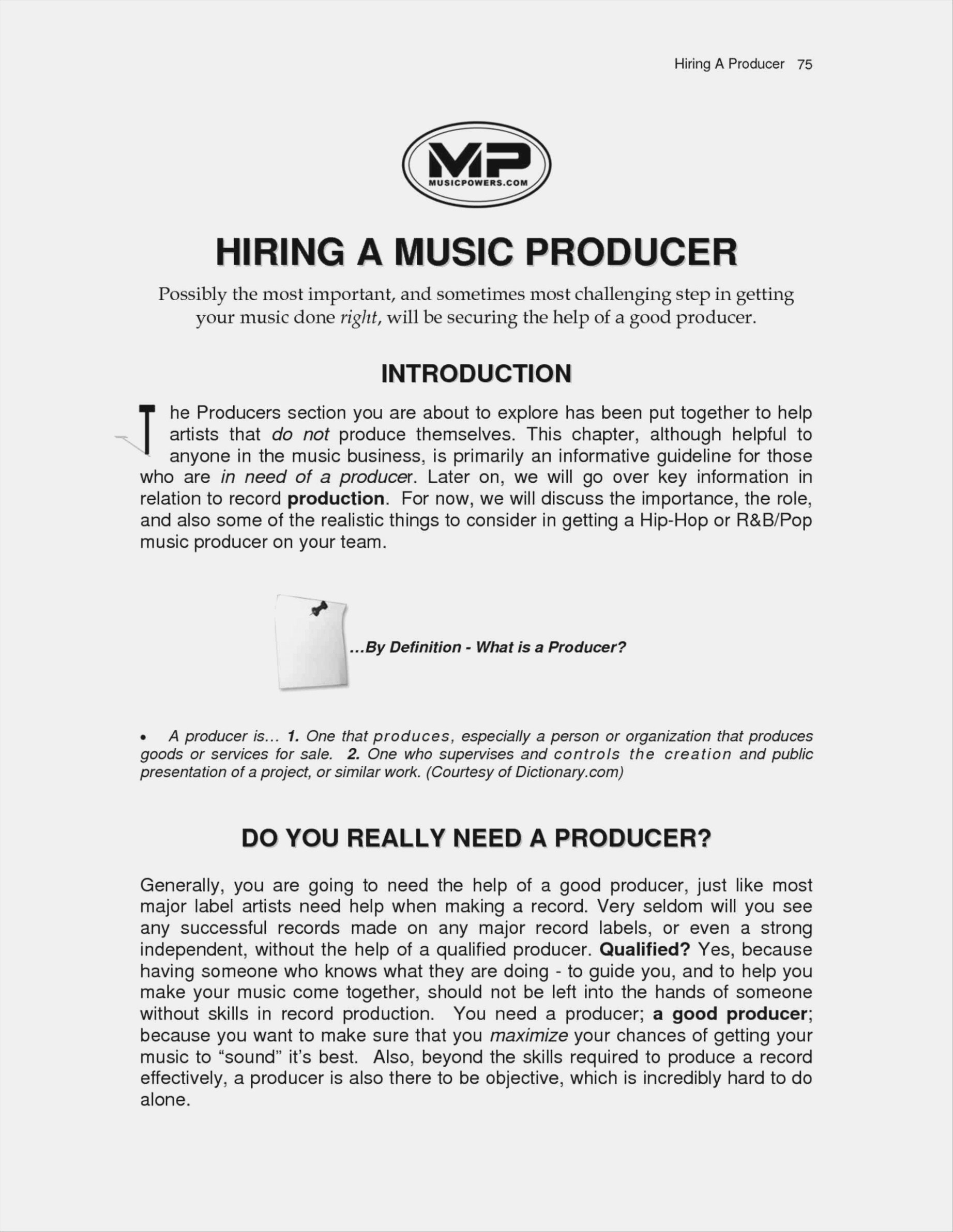 Record Label Contract Template Inspirational Awesome Artist Regarding Record Label Artist Contract Template