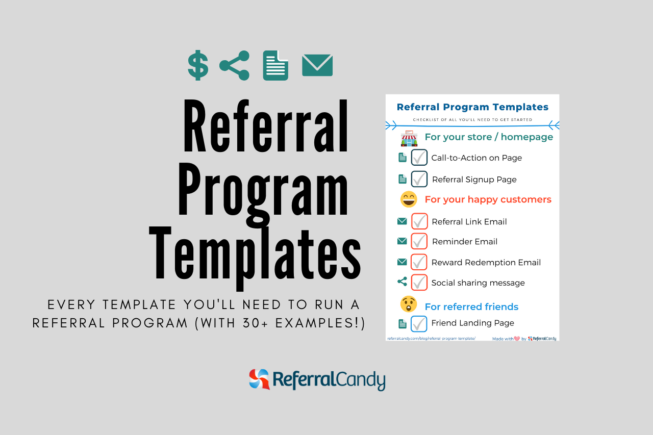 Referral Program Templates – Examples Of All You'll Need To Get Inside Referral Certificate Template