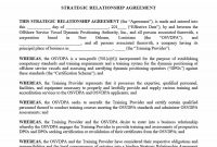 Relationship Contract Templates  Relationship Agreements throughout Conflict Resolution Agreement Template