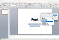 Replacing All The Fonts In My Presentation At One Time intended for Powerpoint Replace Template