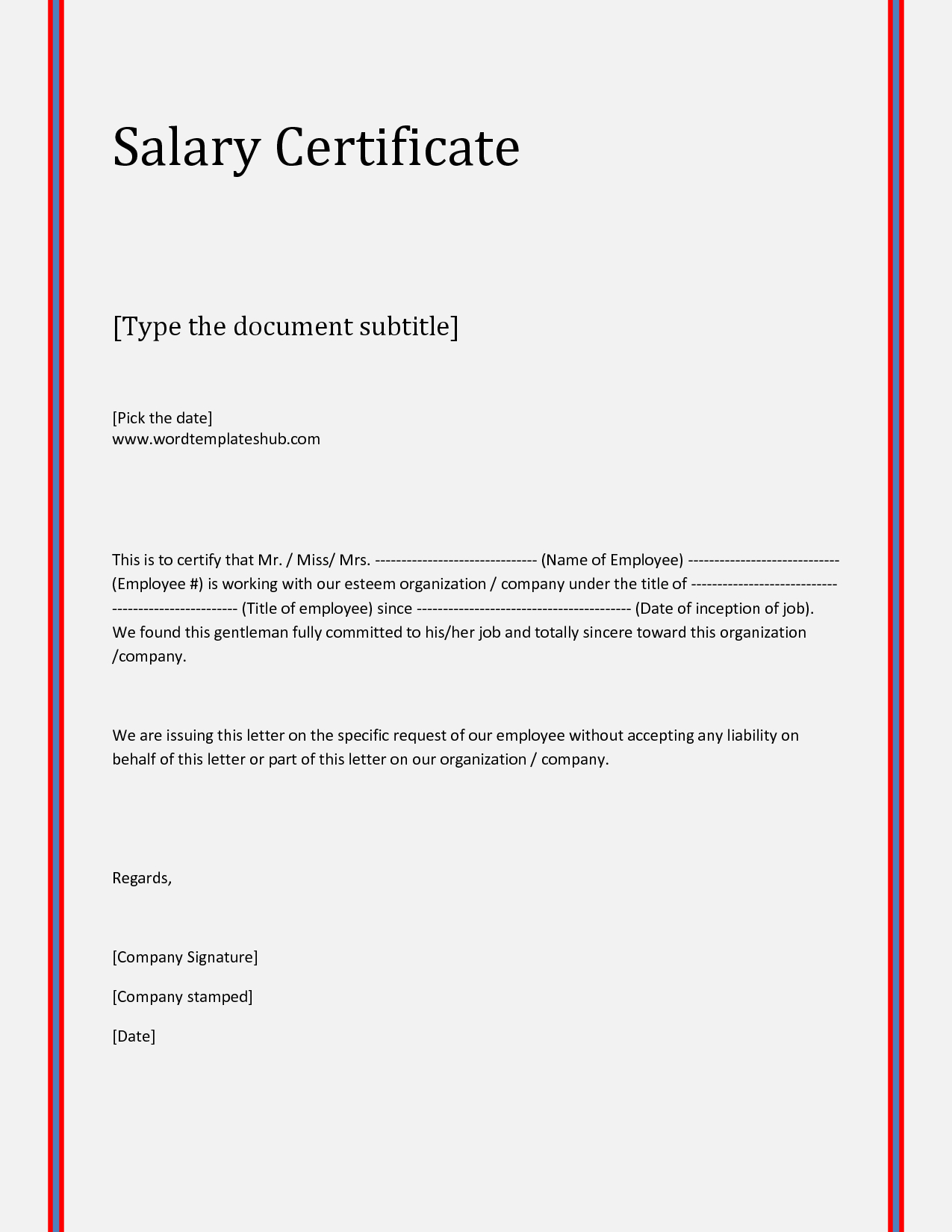 Request Letter For Certificate Employment Nurses Cover Proof Within Employee Certificate Of Service Template