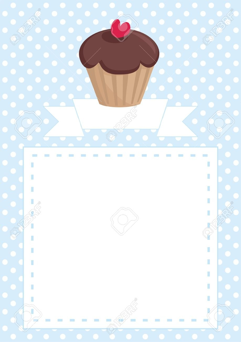 Restaurant Vector Menu Template Wedding Card List Or Baby Shower Intended For Baby Shower Menu Template