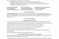 Resume Sample Multiple Position Same Company Valid Law Firm with regard to Multiple Partnership Agreement Template