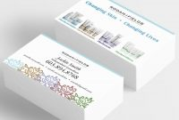 Rodan  Fields Business Card Design Template  Rodan  Fields Inside Rodan And Fields Business Card Template