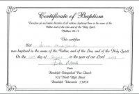 Roman Catholic Baptism Certificate Template  Bizoptimizer for Baptism Certificate Template Download