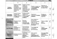 Rubric For Branches Of Science Brochure  Google Search  For The with regard to Brochure Rubric Template