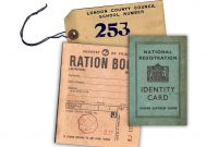 S Evacuee Label  Google Search  Letters To The Lost  Books with World War 2 Evacuee Label Template