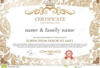 Salon Gift Certificate Template  Template Business with regard to Salon Gift Certificate Template