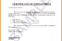 Sample Certification Employment Certificate Tugon Med Clinic Amp with Certificate Of Employment Template
