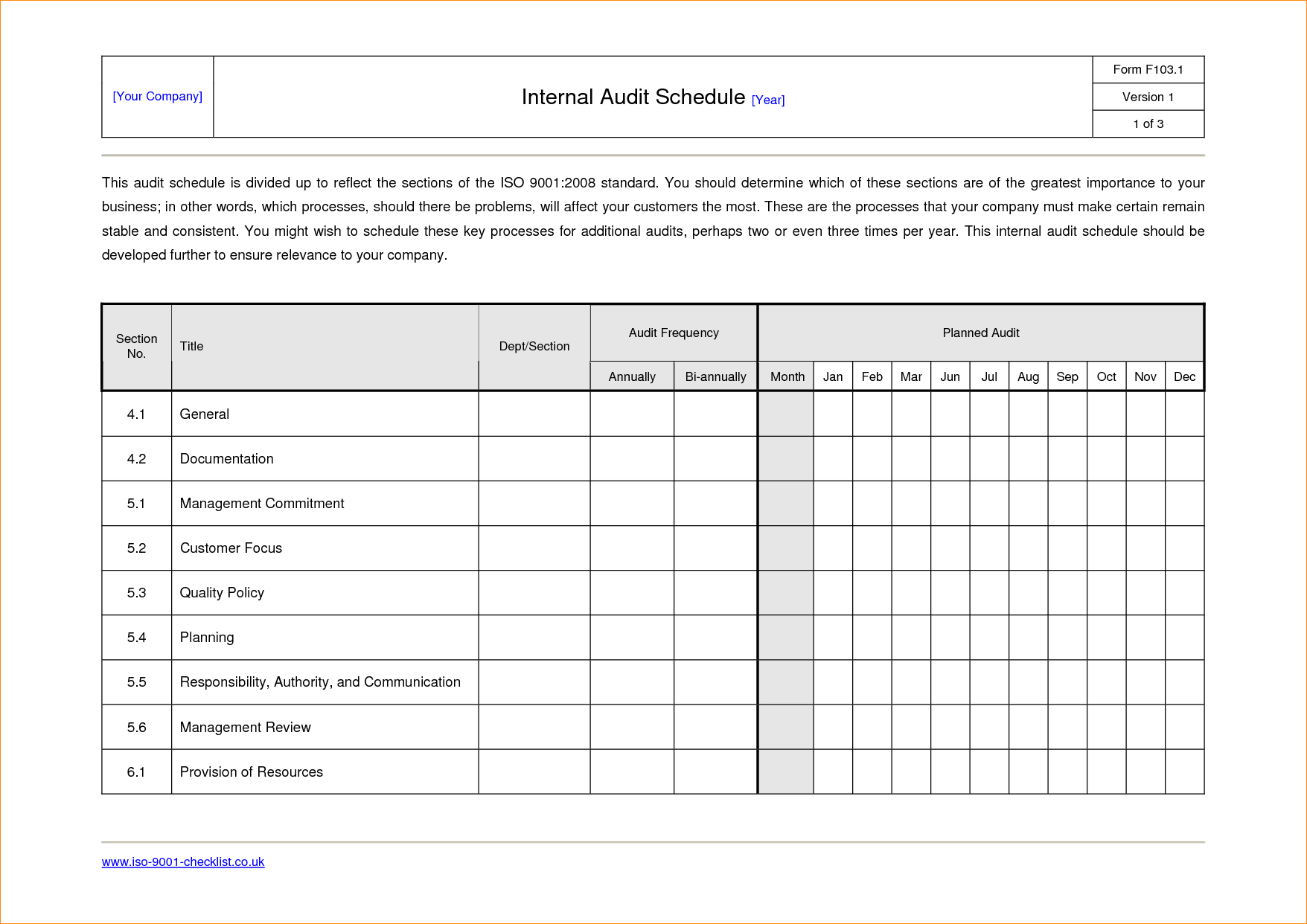 Sample Internal Audit Report Template Call Center Floor  Planner In Iso 9001 Internal Audit Report Template