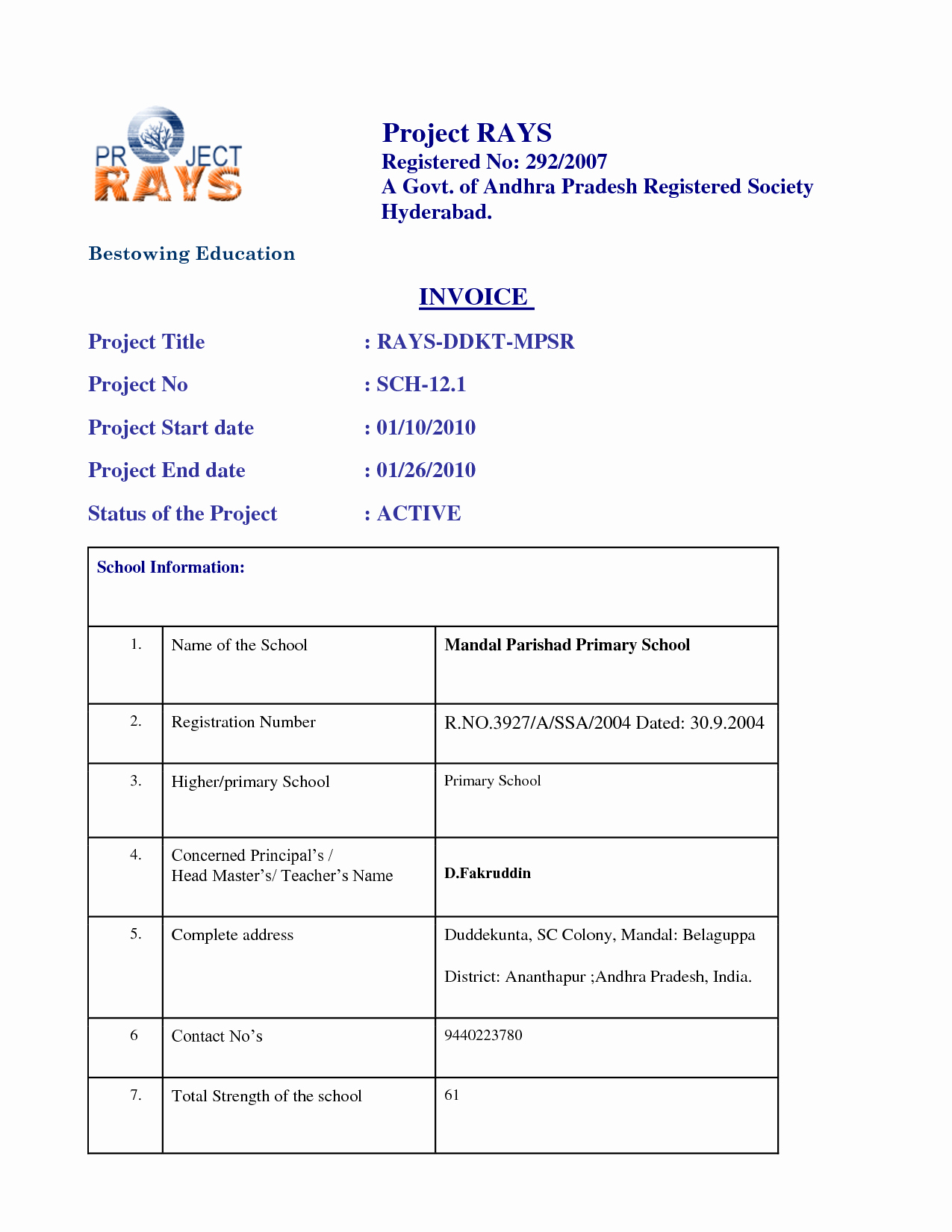 Sample Invoice For Painting Job – Amandaeca With Painter Invoice Template