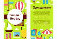Sample Summer Camp Flyer Elegant Summer Camp Brochure Template Flyer in Summer Camp Brochure Template Free Download