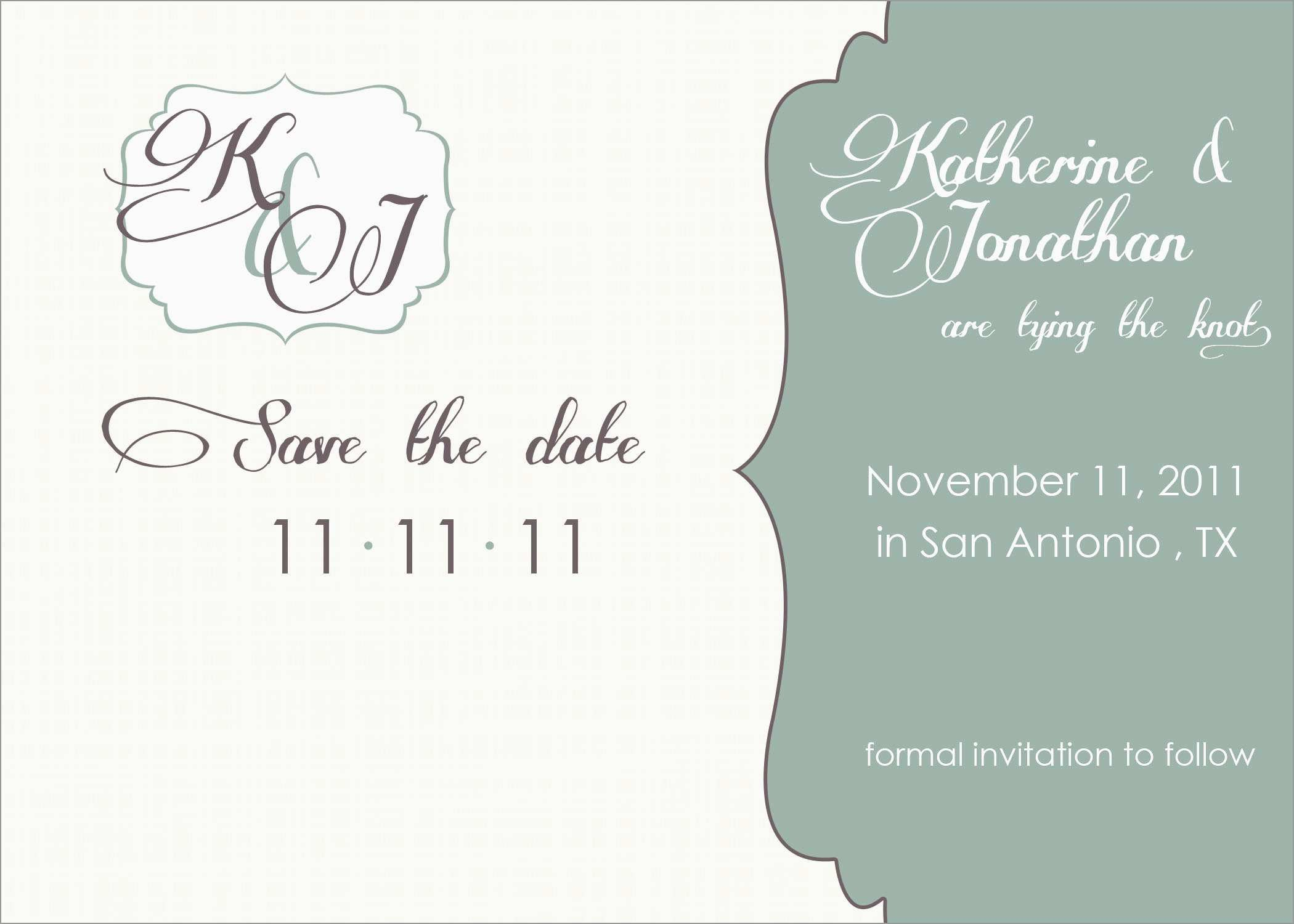 Save The Date Powerpoint Template Free Fresh  Save The Date In Save The Date Powerpoint Template