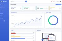 Sb Admin   Free Bootstrap Admin Theme  Start Bootstrap with Html Report Template Free