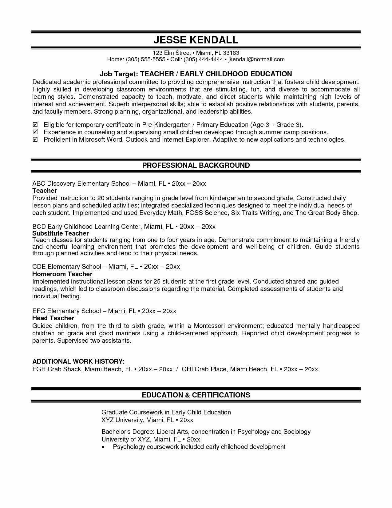School Progress Report Template  Glendale Community In Summer School Progress Report Template