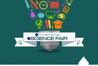 Science Fair Flyer  Design  Science Fair Science Fair Poster with Science Fair Banner Template