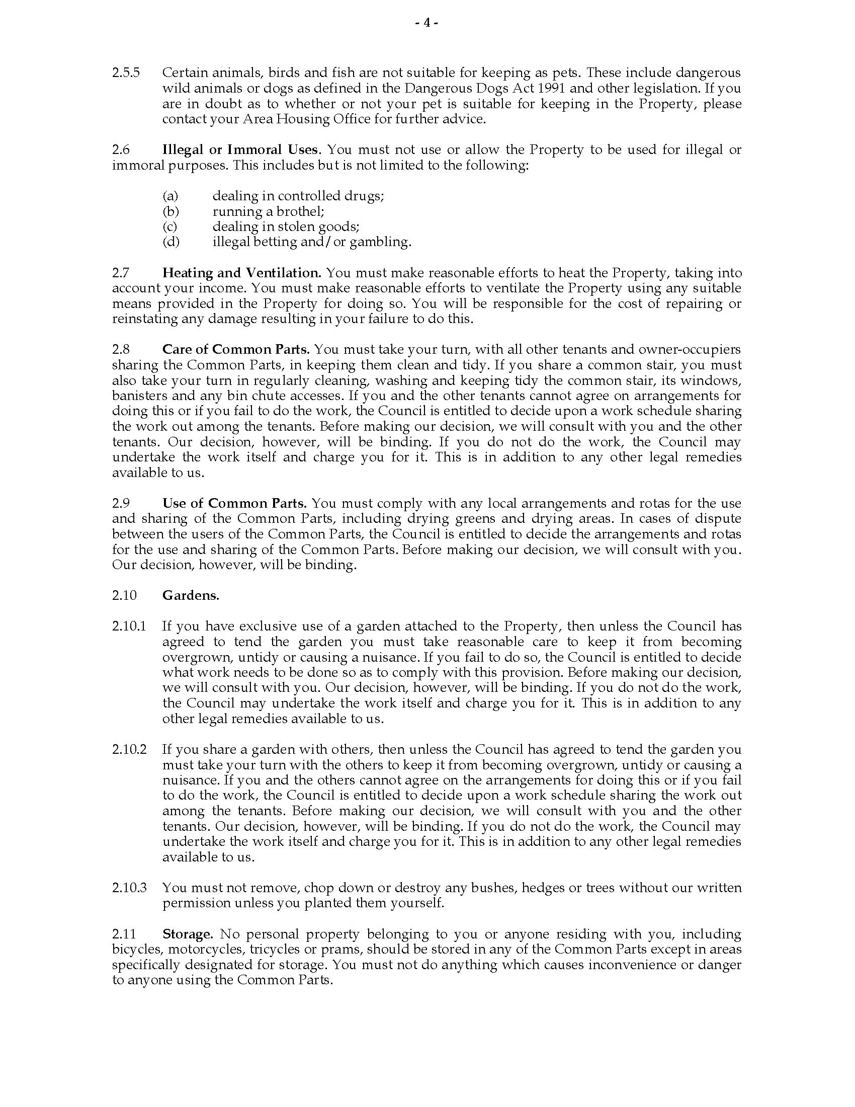 Scotland Short Scottish Secure Tenancy Agreement  Legal Forms And With Regard To Scottish Secure Tenancy Agreement Template