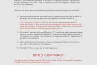 Secrets About  Realty Executives Mi  Invoice And Resume pertaining to Debt Assignment Agreement Template