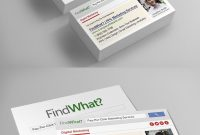 Seo Business Card Templates Psd  Business Card Templates  Business for Business Card Size Psd Template