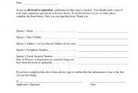 Separation Agreement Template Nc Design North Carolina Divorce regarding Free Marriage Separation Agreement Template