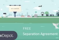 Separation Agreement Template Us Lawdepot regarding Co Founder Separation Agreement Template