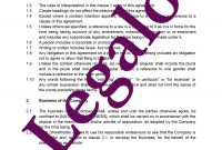Shareholders Agreement Template  Minority Shareholder Rights  Disputes regarding Minority Shareholder Agreement Template