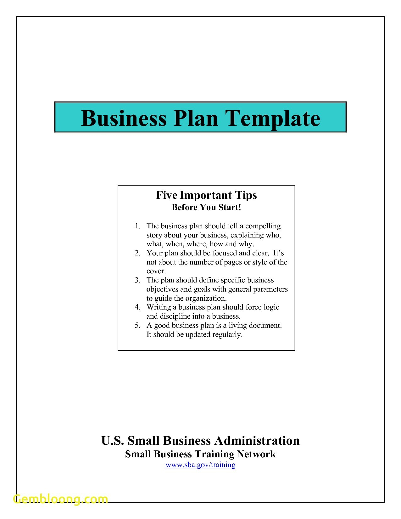 Simple Business Plan Is Best Picture Samplelate Free Very Pertaining To Very Simple Business Plan Template