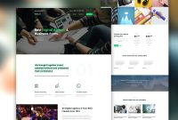 Simple Business Website Template Psd  Download Psd within Basic Business Website Template