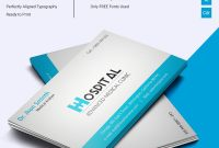 Simple Hospital Business Card Template  Free  Premium Templates in Calling Card Free Template