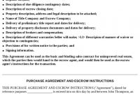 Simple Land Purchase Agreement Form  Land Purchase Agreement Form for Raw Material Purchase Agreement Template